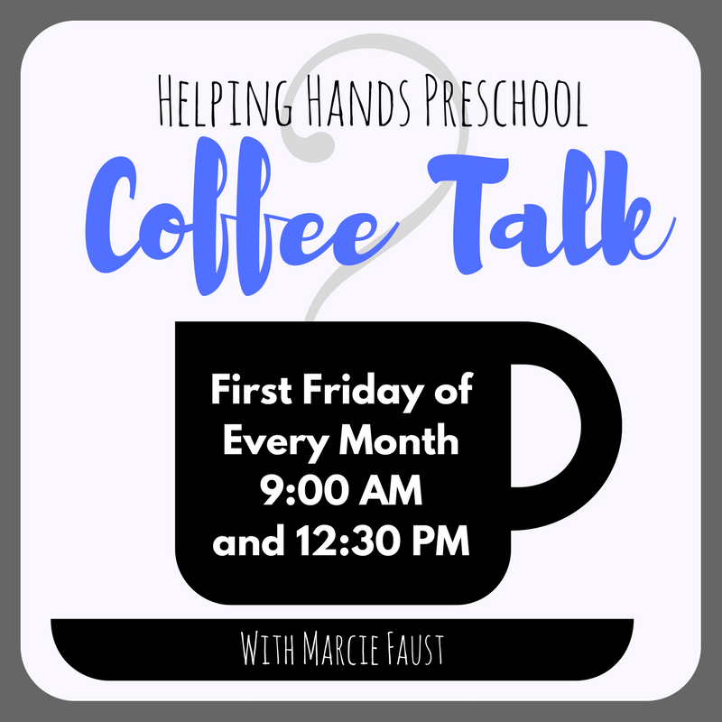 Coffee Talk with Marcie Faust