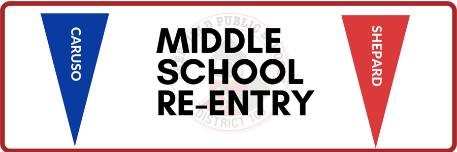 Middle School Re-Entry