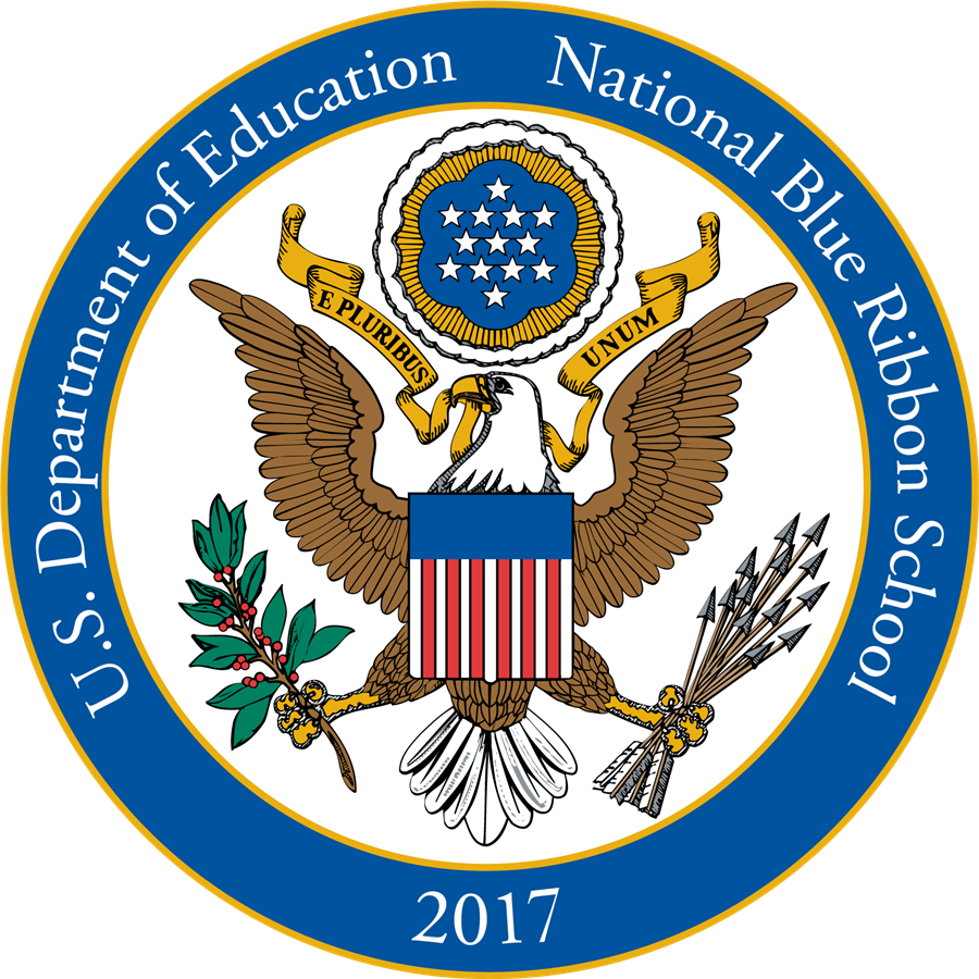 2017 National Blue Ribbon School Logo