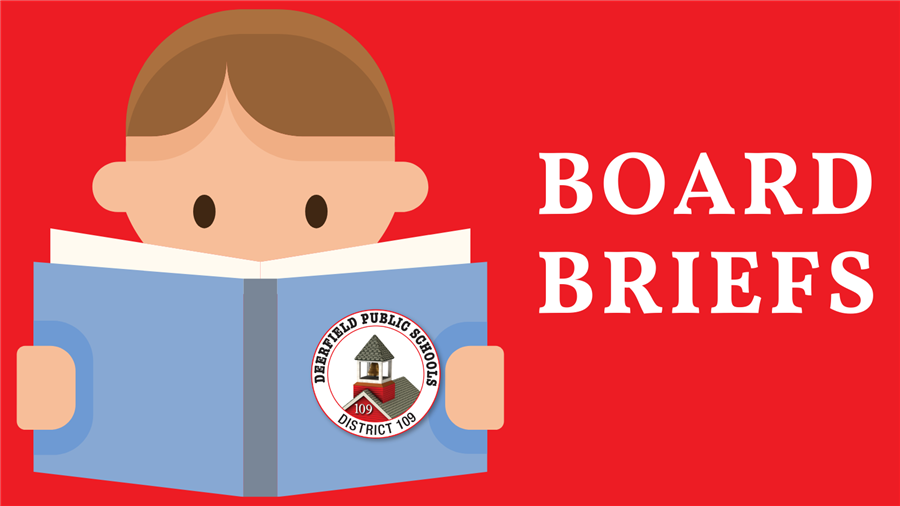 Board Briefs & Recording Of 4/26 Meeting Available