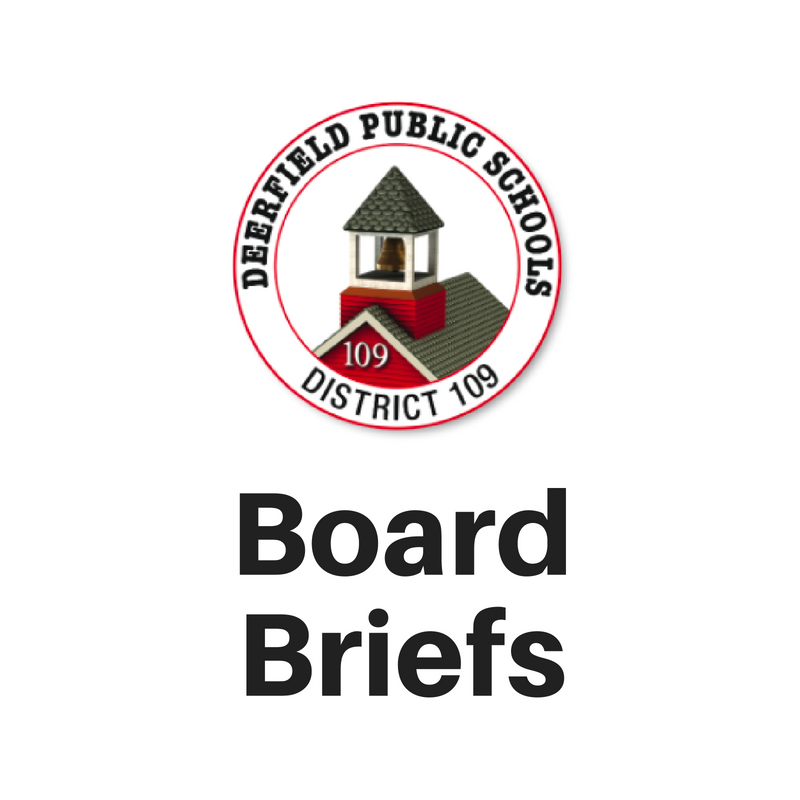 October 1, 2018 Board Briefs