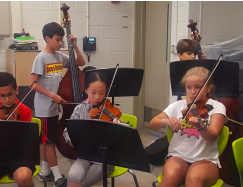 Registration is Open for Summer Band & Orchestra Camp
